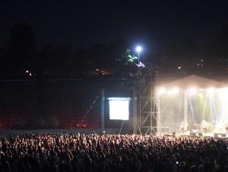Concert organizat la Festivalul Dapyx, Medgidia. FOTO Alexandru Bran