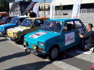 Caravana Go Romania. FOTO Facebook