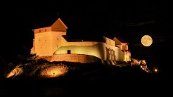 Cetatea cavalerilor teutoni - Feldioara, poate fi vizitată. FOTO Primăria Feldioara