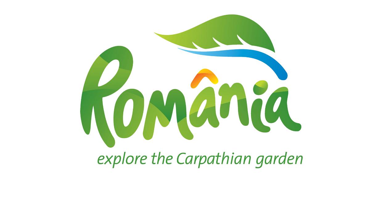Sigla de turism a României – Explore the Carpathian Garden. FOTO MT
