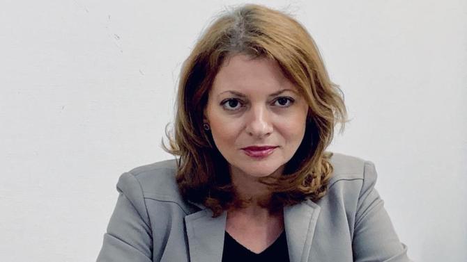 Adriana Deoanca, purtător de cuvânt al Primăriei Constanța