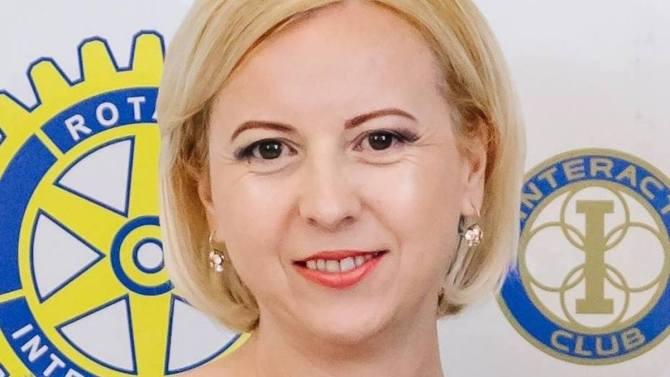 Dana Rentea, președintele Asociației Lucrătorilor în Turism Infotripiști