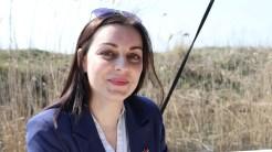 """Andreea Carp, șef recepție la Hotelul """"Mon Jardin"""" din Delta Dunării. FOTO Adrian Boioglu"""