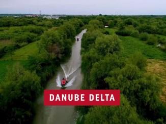 Delta Dunării, promovată de Turkish Airlines. FOTO TA
