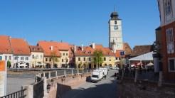 Turnul Sfatului din Sibiu. FOTO Cătălin SCHIPOR