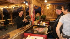 Mark Wiens, Food Vlogger, prezent în Delta Dunării. FOTO Adrian Boioglu