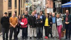 Jurnaliștii FIJET România și FIJET Spania, în Tenerife. FOTO GoNEXT.ro