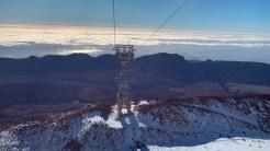 Priveliște de pe Vulcanul El Teide din Tenerife. FOTO Adrian Boioglu