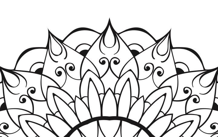 Fokus-Mandala