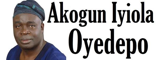 Akogun Iyiola Oyedepo...17th November