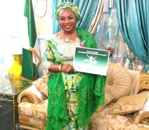 I stand with Nigeria Olympic Fund