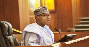 Speaker Yakubu Dogara...investigate your committee. Who wrote the report?