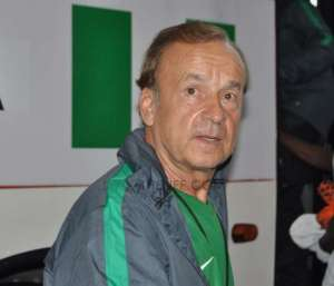 Gernot Rohr...what is going on in the Super Eagles' camp?