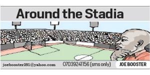 Joe Booster, Around the stadia