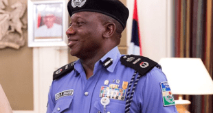 Ibrahim Idris Inspector General of Police...State Police