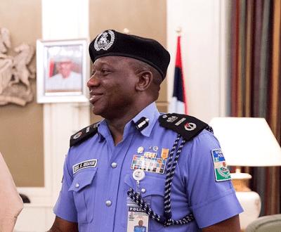 Ibrahim Idris Inspector General of Police...ARG warns Police on Imam