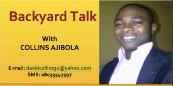 Collins Ajibola, Backyard Talk