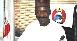 Ibrahim Magu...we must kill corruption