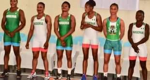 Kelechi Promise Nwanaga...Nigeria's javelin record holder