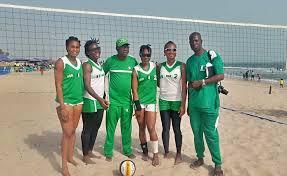 Beach Volleyball Team