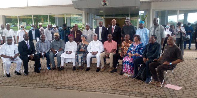 Ambassador Nurudeen Mohammed...urges Nigerians to shun vices