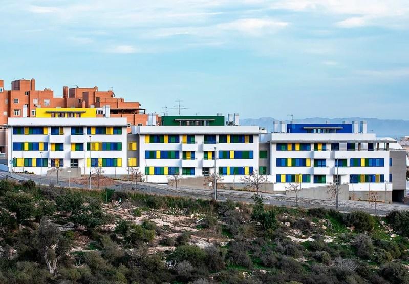 Residencial La Molineta. 35 VPO