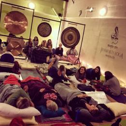 at Chorlton One Yoga...