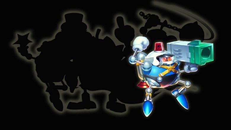 Sonic Mania – Hard-boiled Heavies boss art, new key art | PerezStart
