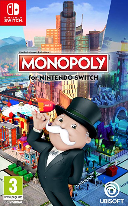 Monopoly Switch – EU box | PerezStart