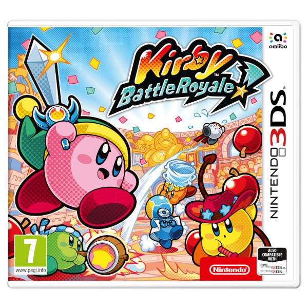 Nintendo UK store – Kirby Battle Royale preorders open | PerezStart