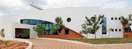 The campus of CMI