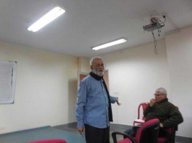 Prof. M. B. Rege