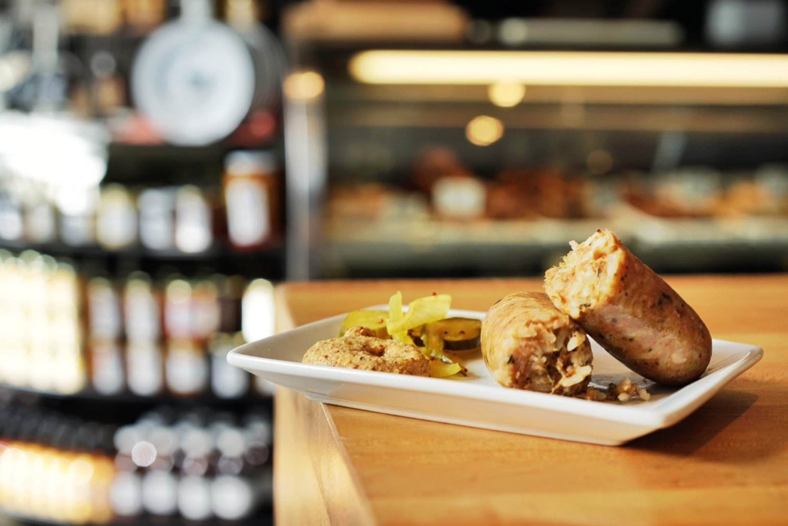 Chef Donald Link has two sister restaurants that sit side by side in the Warehouse District. Cochon is fine dining new Cajun cuisine, and around the corner is Cochon Butcher, which makes some of the most addictive sandwiches on Planet Earth. Try the Pig Mac, and the Muffuletta (served hot as standard, you can get it cold, too, just ask!). Link's Cajun roots from Lafayette are on display with his delicious boudin plate. They also sell boudin and other cajun charcuterie to order at the butcher counter!