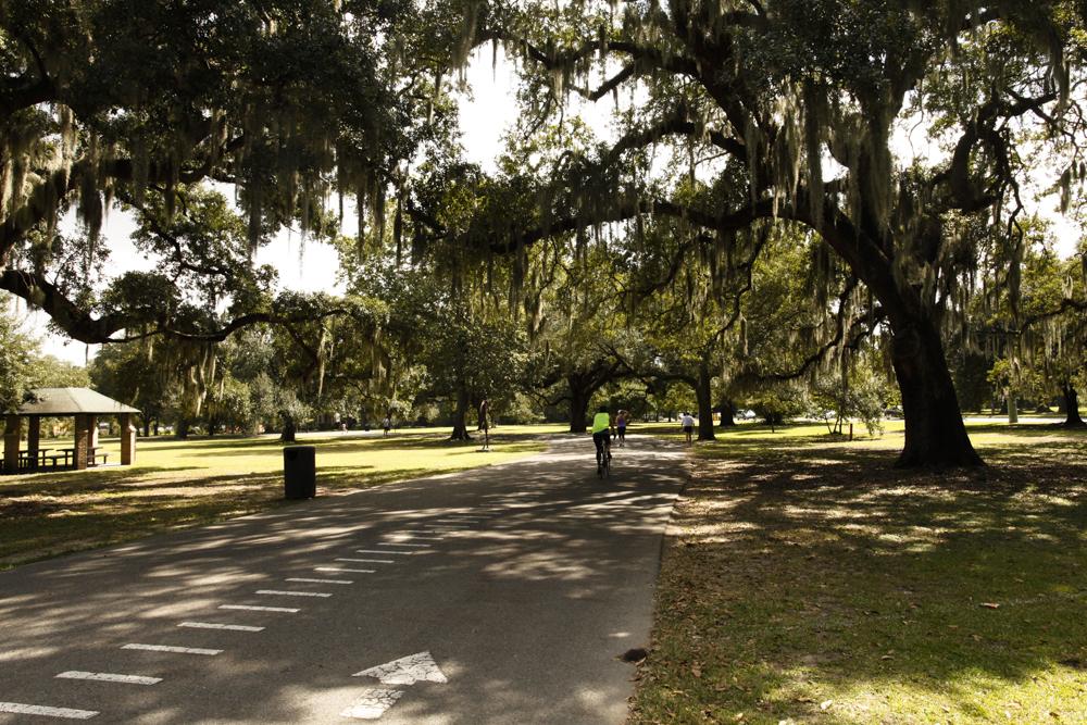 Audubon Park.