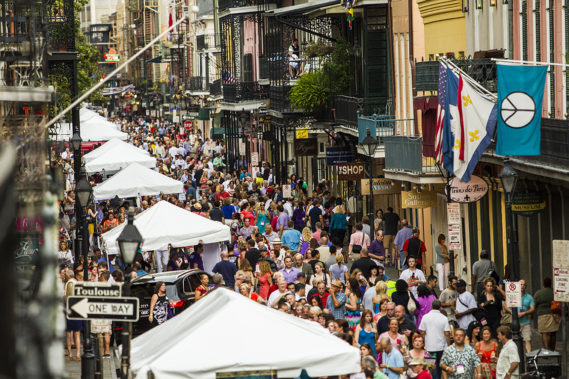 Don't miss the New Orleans Wine & Food Experience - May 21-24, 2014! (Photo courtesy of NOWFE)