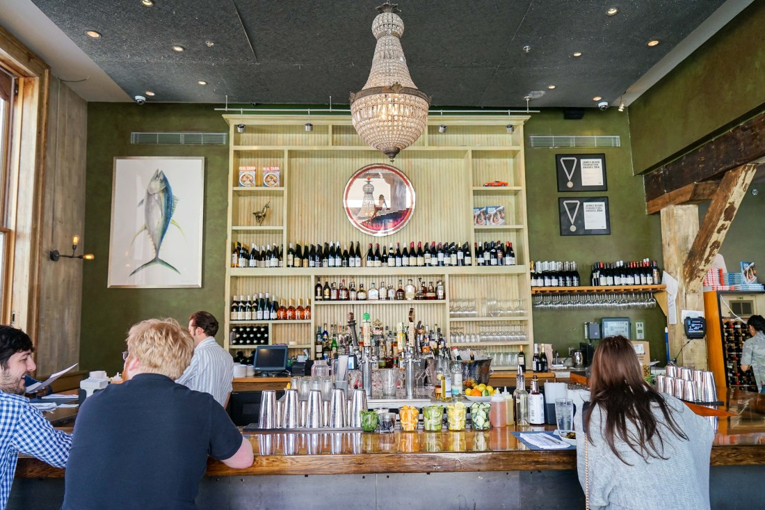 The critically lauded Chef Donald Link added another feather to his cap with the opening of Peche Seafood Grill in the Warehouse District in 2014. It won the James Beard Foundation's award for Best New Restaurant in 2014 along with Best Chef: South for Link's partner Chef Ryan Prewitt.