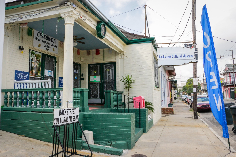 The Backstreet Cultural Museum. (Photo: Rebecca Ratliff)