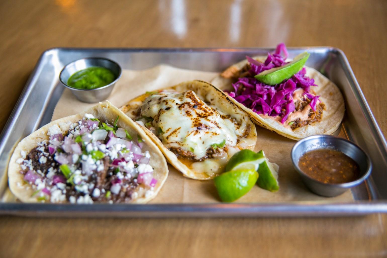 Tacos from La Casita. (Photo: Paul Broussard)