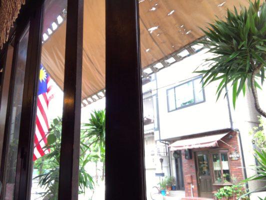 マレーシア料理店