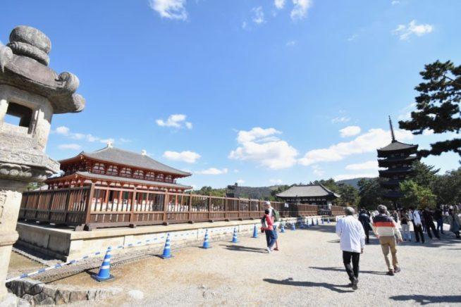 興福寺中金堂