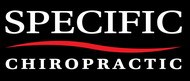 Specific Chiropractic - black logo - Gonstead NYC