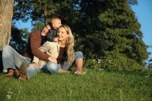 family enjoying chiropractic in nyc