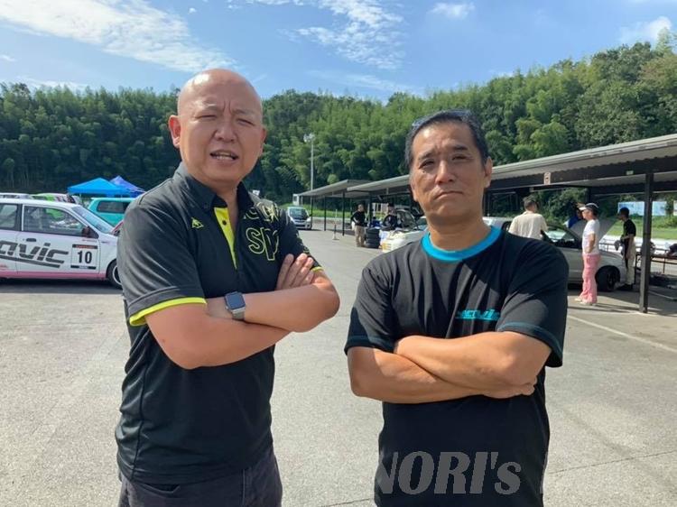 吉田社長とNORI
