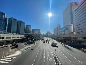 品川駅前通り