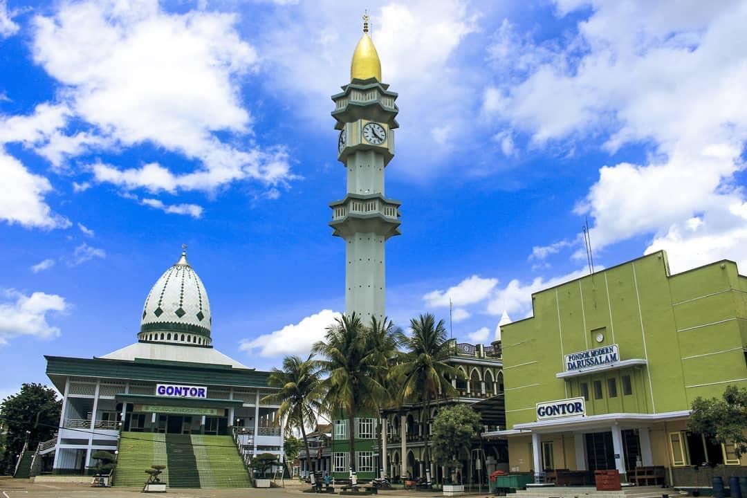 Pondok Modern Darussalam Gontor Perbaharui Nama Pondok Cabang