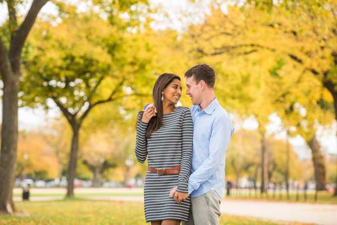Satya & Aaron – Engaged