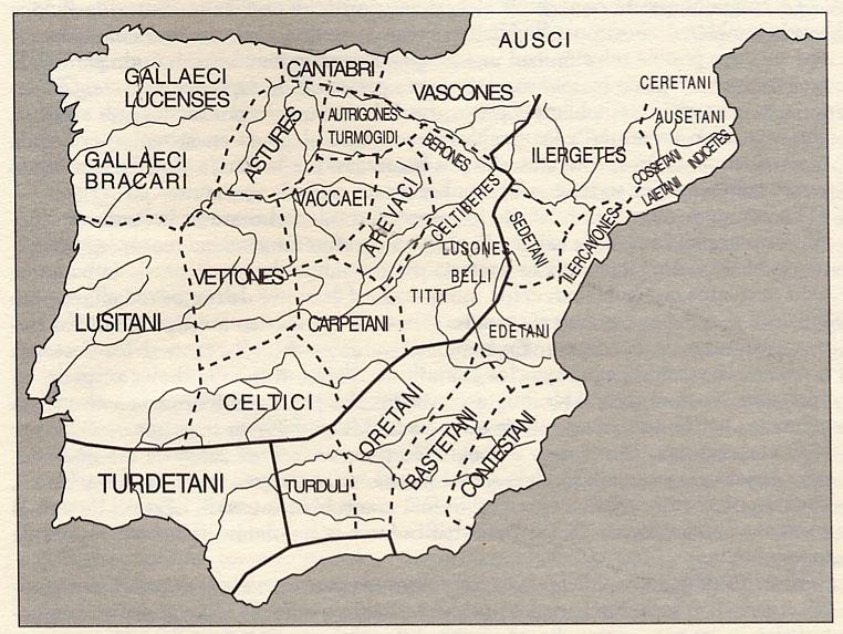 ¿Qué fue la Hispania Céltica? II