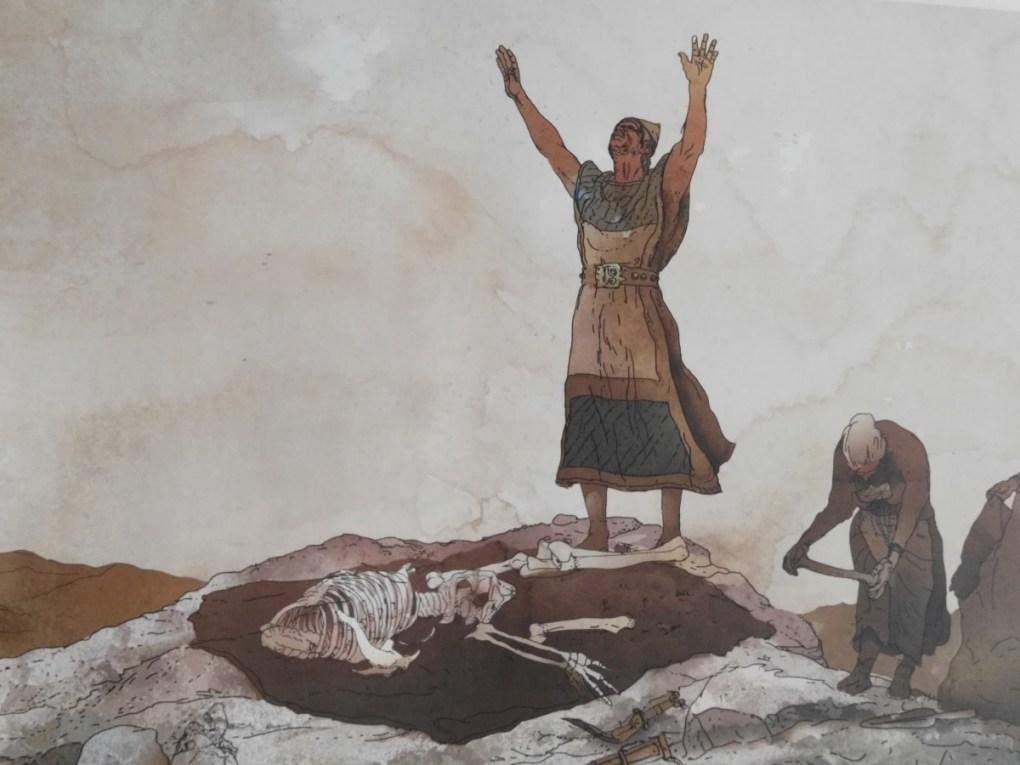 Lo que Romanos y Griegos contaron de nuestros ancestros…
