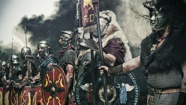 duros legionarios