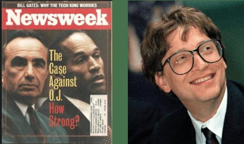 OJ Bill Gates